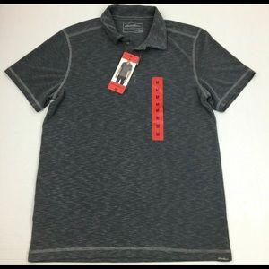 Eddie Bauer Men's Contour Performance Polo Shirt